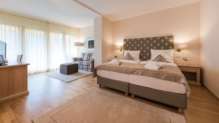 Juniorsuite Park Hotel Mignon